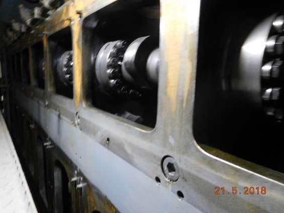 Fotos de Motor man con aceite vegetal de 2,7 mw y alternador hyundai 9
