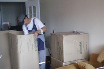 Transporte de muebles. mudanzas para ejecutivos, embalaje y bodegaje.