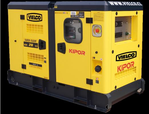 Generador eléctrico monofásico 12 kva
