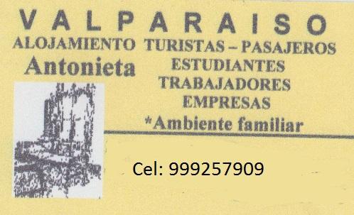 Casa- habitaciones en residencial familiar de valparaiso