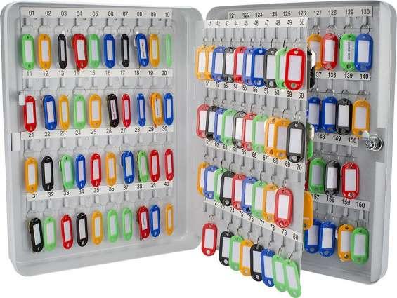 Caja organizadora de llaves