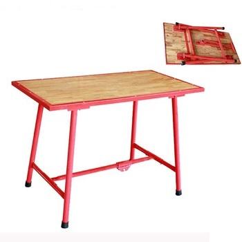 Mesas armables para trabajos pesados