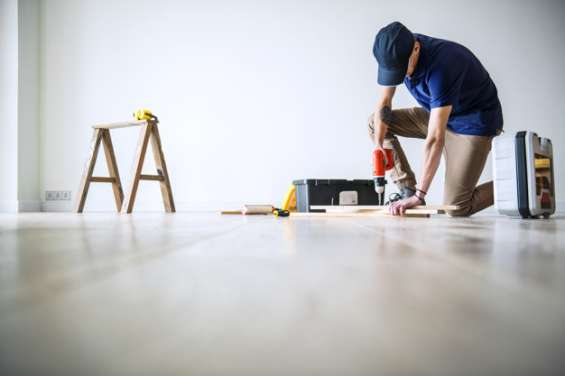 Construcción y reparación de obras menores