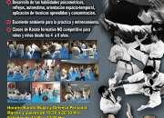 Karate la florida - defensa personal efectiva - adultos y jovenes - no competitivo